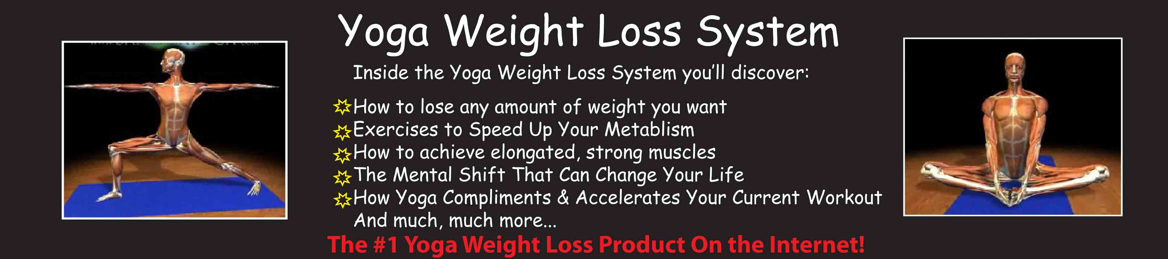 Lose weight with yoga yoga weight loss sytem logo ccuart Gallery